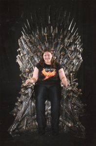 13 iron throne